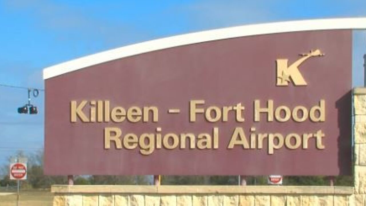 City council approves projects at Killeen–Fort Hood Regional Airport