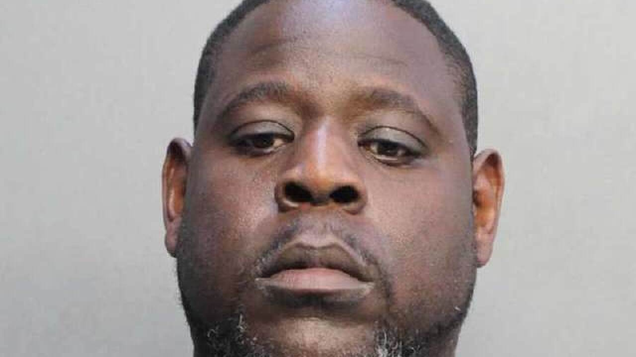 South Florida school security guard charged with selling drugs