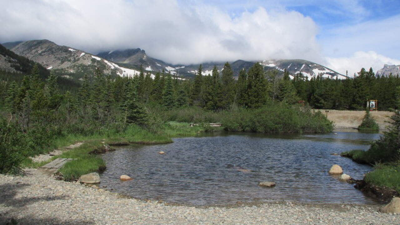 Hiking the Indian Peaks Wilderness: Coney Lake