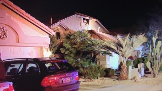 Family escapes 1st alarm house fire in Glendale