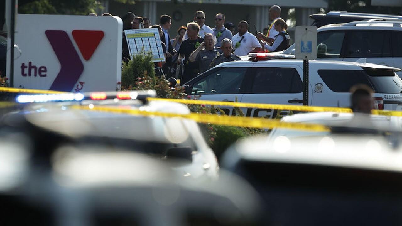 Gunman opens fire on members of Congress