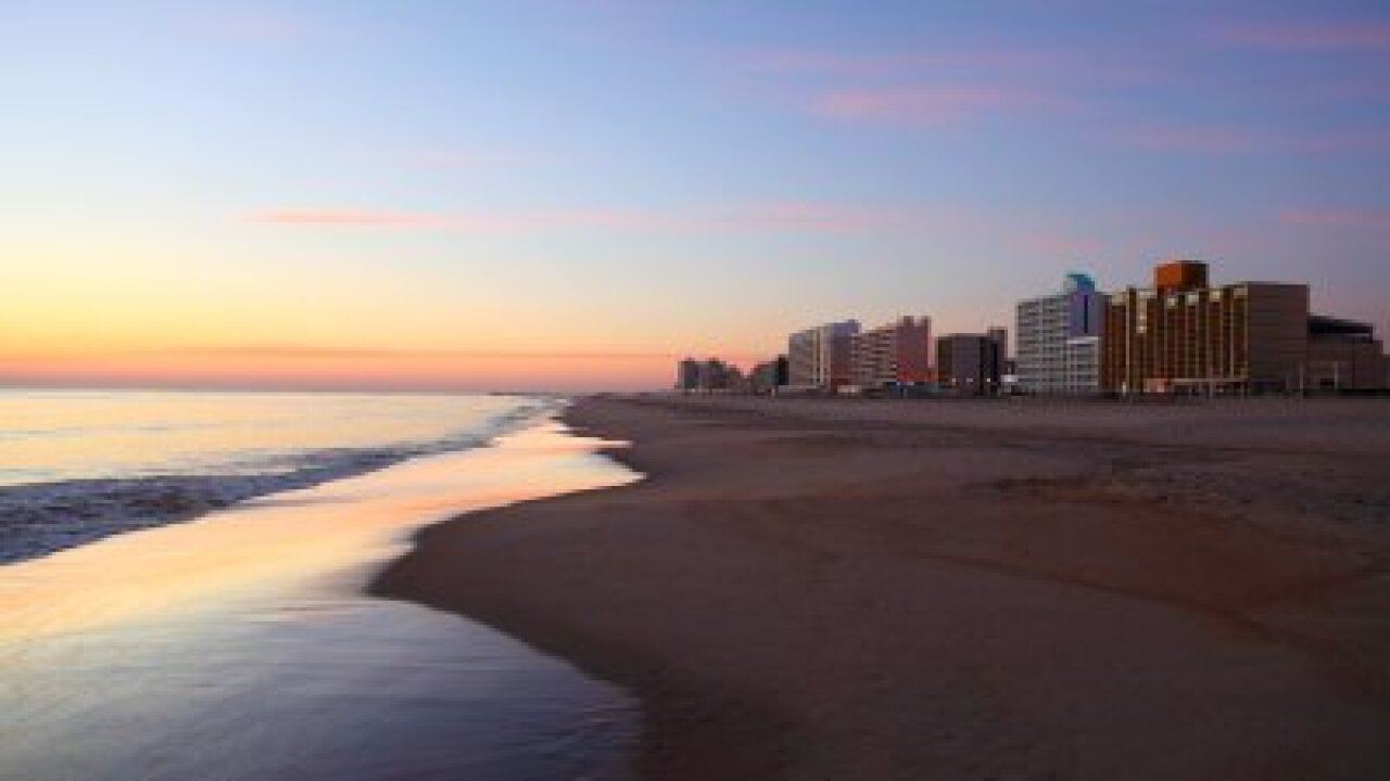 Virginia Beach renourishment project kicks off Wednesday