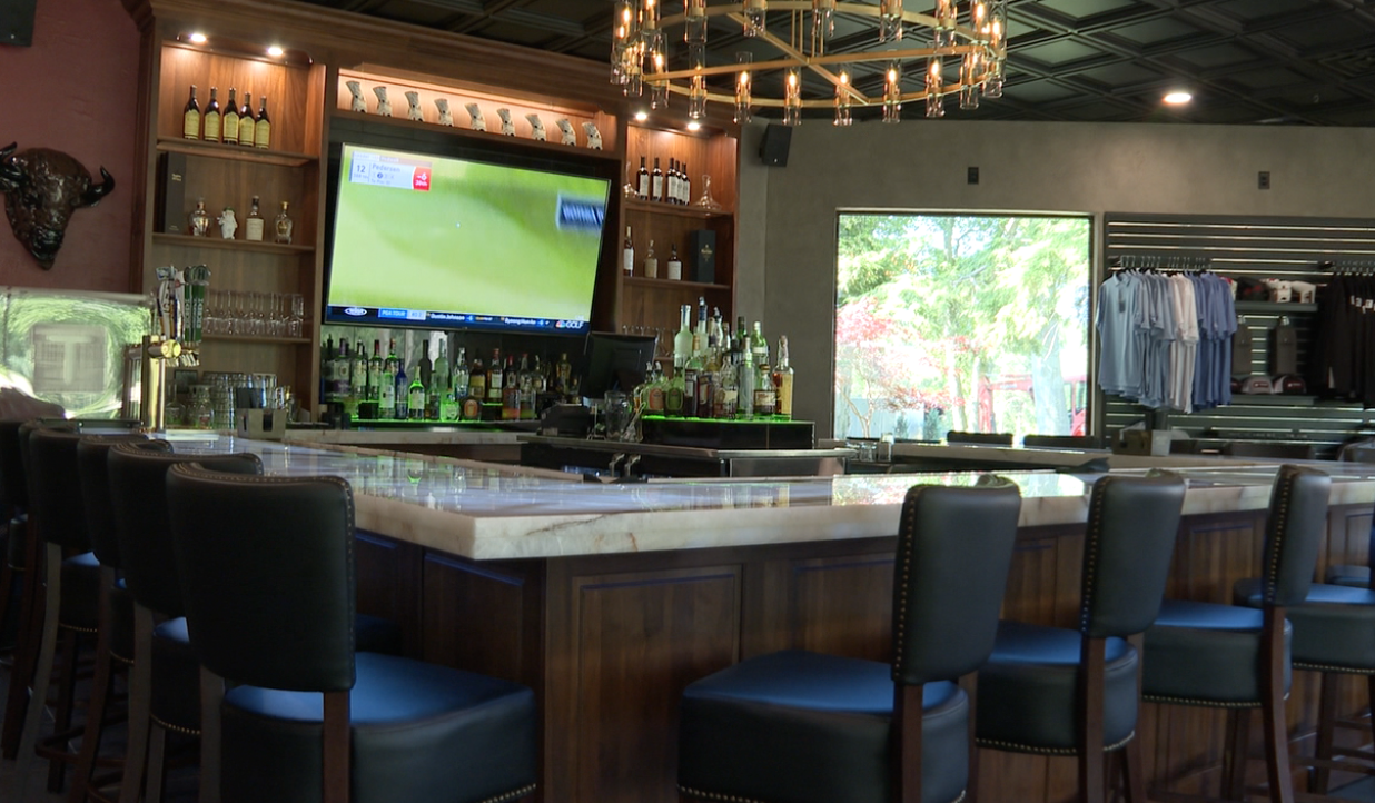 Tees and Taps owner wanted to make a golfer's paradise