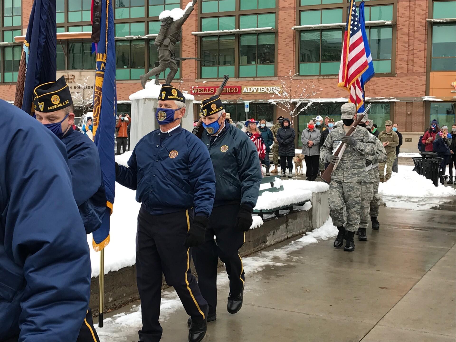 Missoula Veterans Day