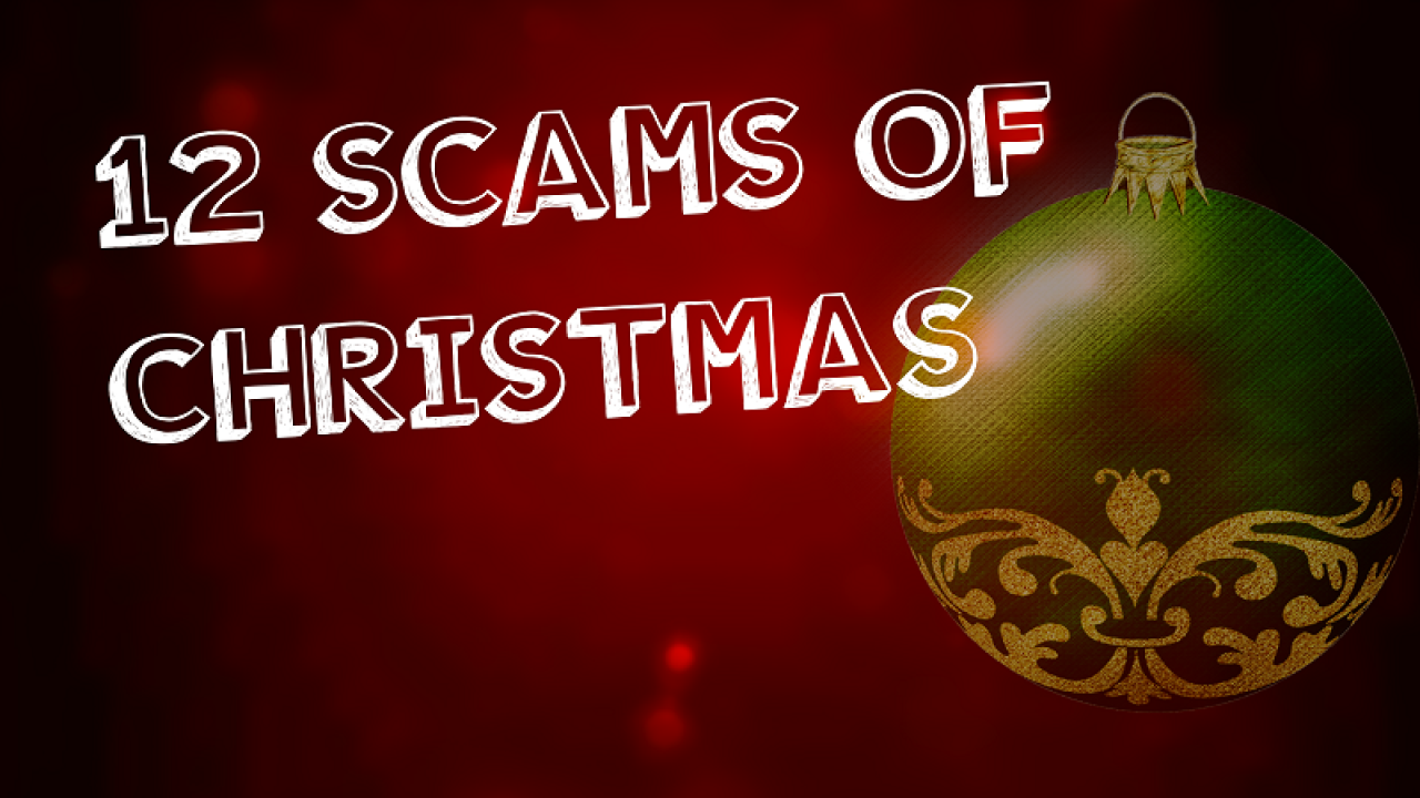Christmas scammers targeting shoppers searching for deals and love