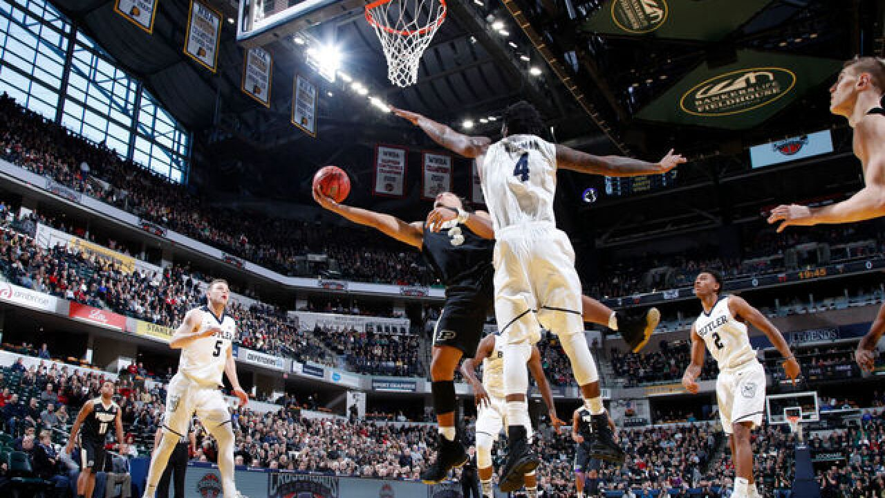No. 17 Purdue routs Butler 82-67 for second Classic win
