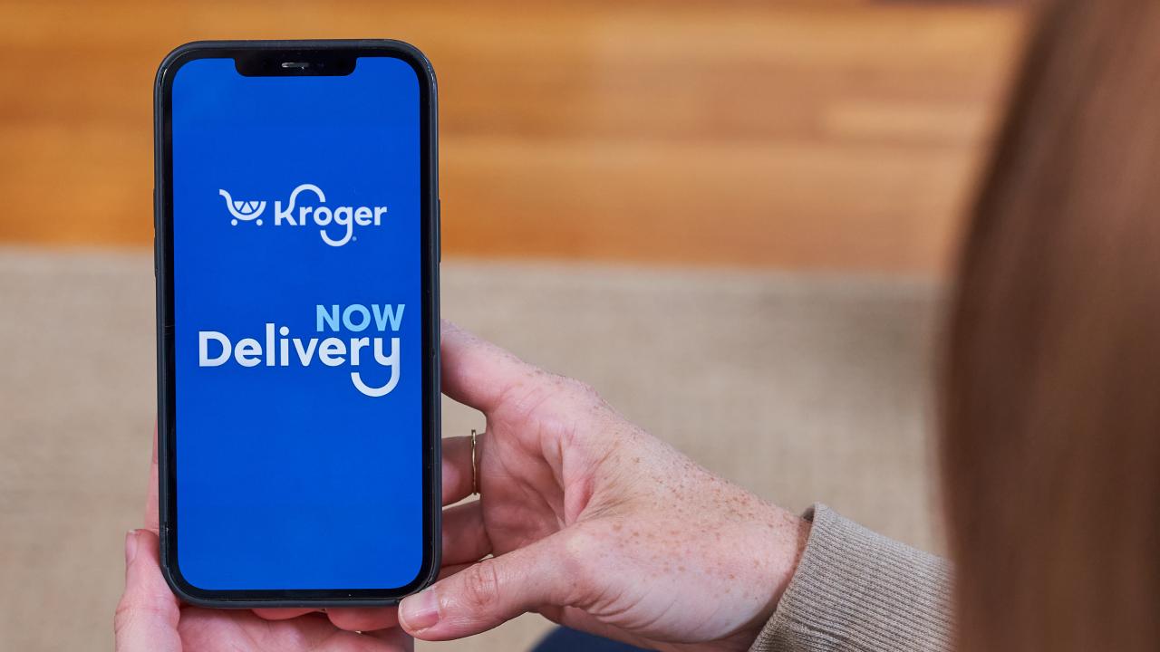 Kroger, Kroger Delivery Now