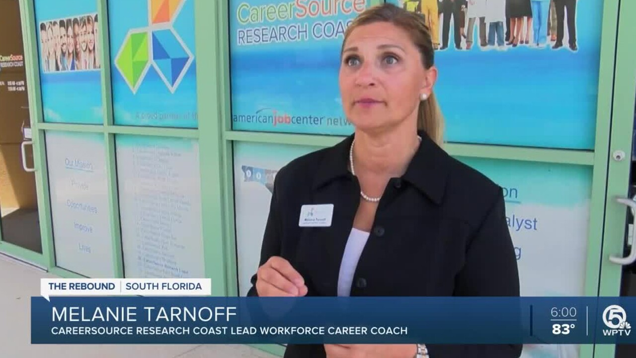 Career expert Melanie Tarnoff says there are some hot jobs that typically thrive regardless of a recession or pandemic.