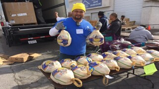 HELP of Southern Nevada collects 1,005 turkeys