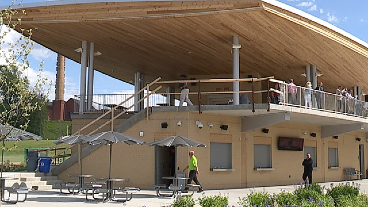 Edgewater beach house officially opens