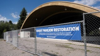 Bozeman commissioners considering $350,000 offer from Marcia Anderson for Bogert Pavilion
