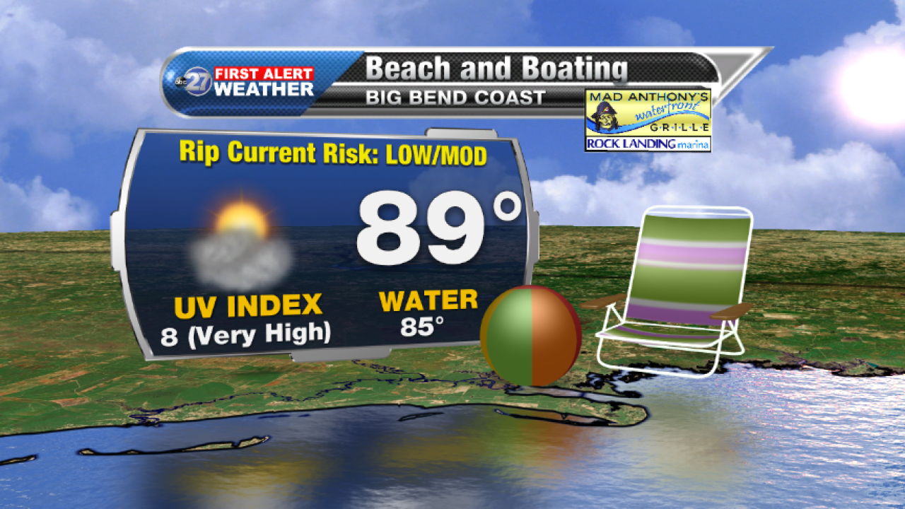Beach and Boating forecast B (09/28/2017)