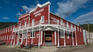 Dawson City Downtown Hotel