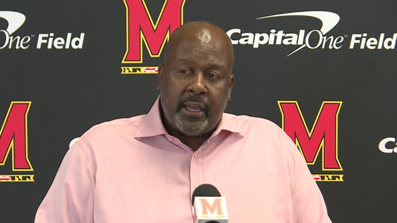 Mike Locksley