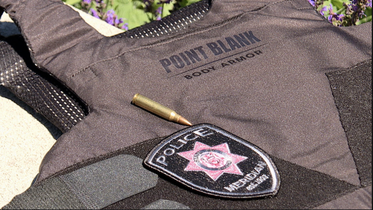 Bulletproof vest & breast cancer