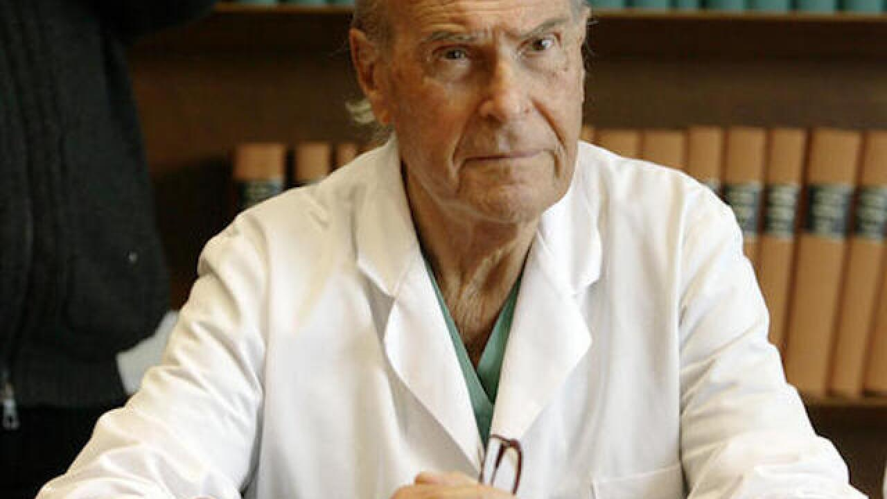 Italian oncologist seen as a father of cancer research dies