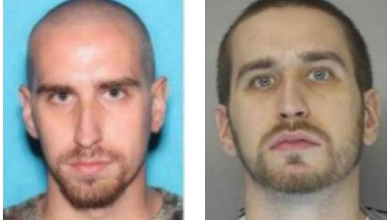 Manhunt: Man made threats against Trump, police