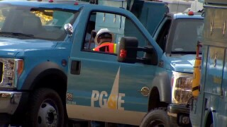PG&E warns customers to stay prepared during storm