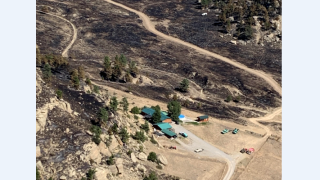 Mountain View Fire 70 percent contained