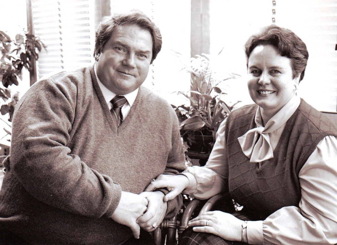 Gil and Marilyn Alexander
