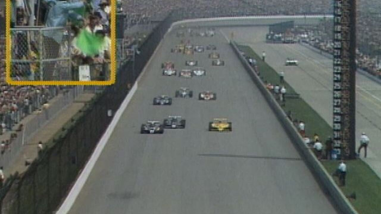 1980 Indy 500: Something old, something new