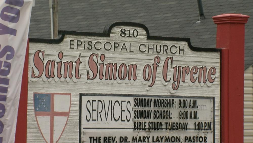 St. Simon of Cyrene