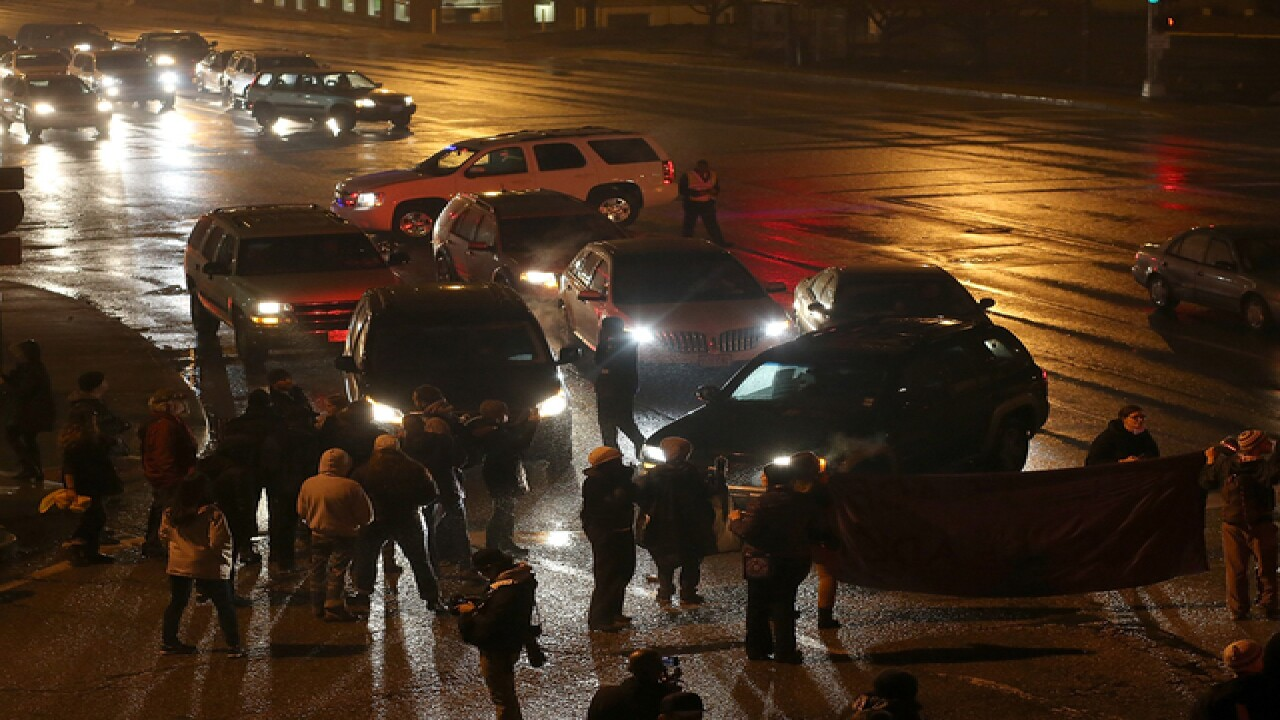 Tension, frustration in Ferguson as residents wait for grand jury decision on Michael Brown shooting