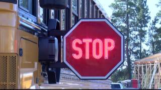 Kalispell law enforcement aggressively pushes for vehicle safety around school buses