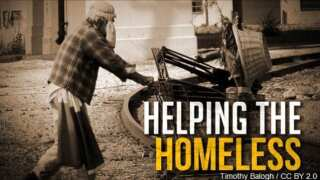 UL nursing students asking for donations for homeless