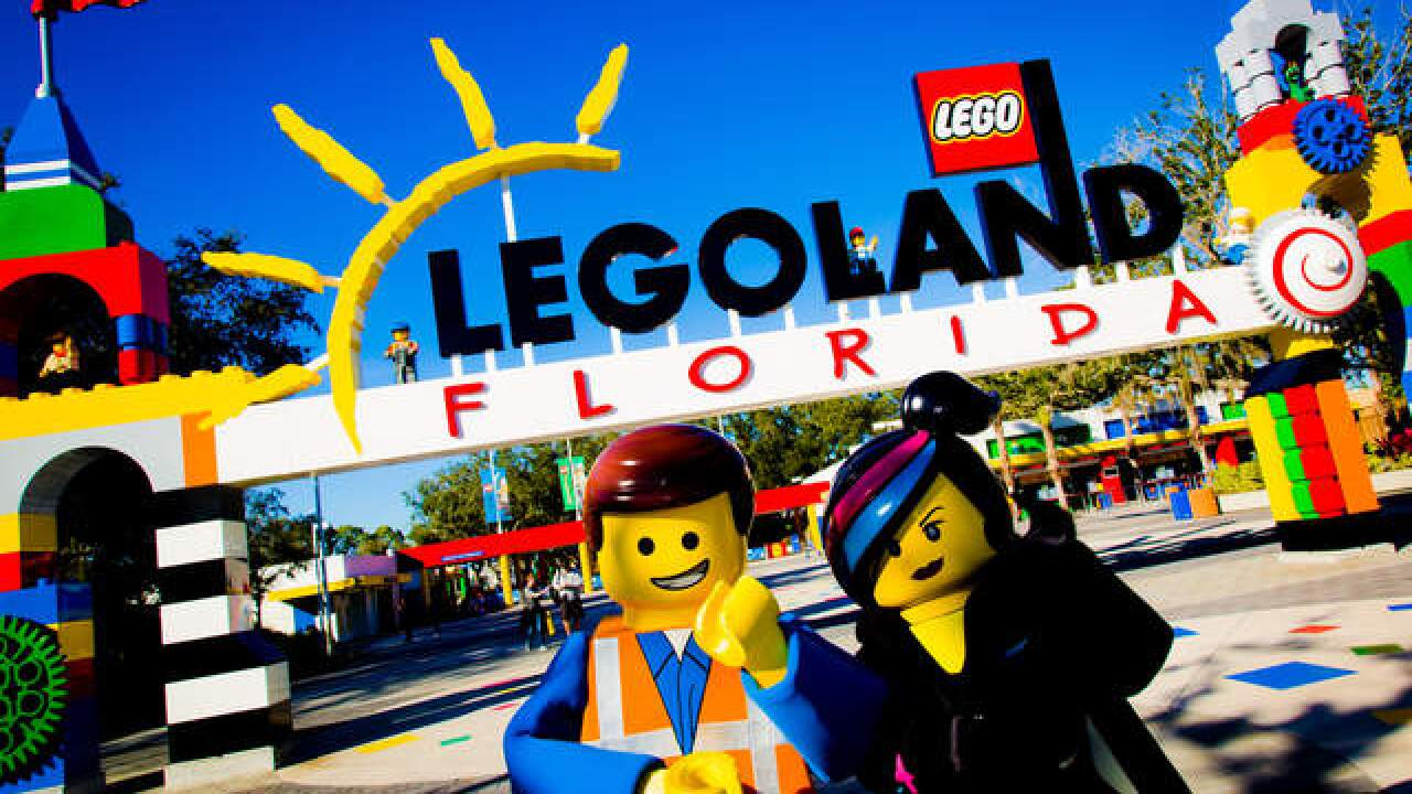 LEGOLAND honoring veterans with free admission and guest ticket discounts