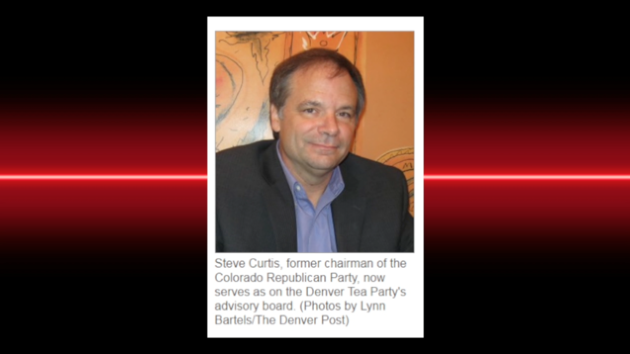 Former Colorado GOP chairman Steve Curtis found guilty of voter fraud, forgery