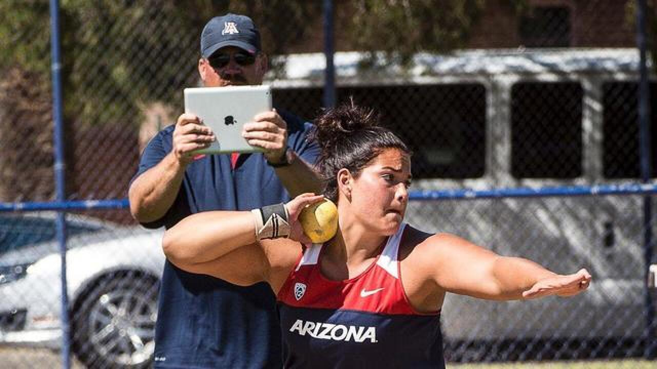 ESPN airs report on Arizona track scandal