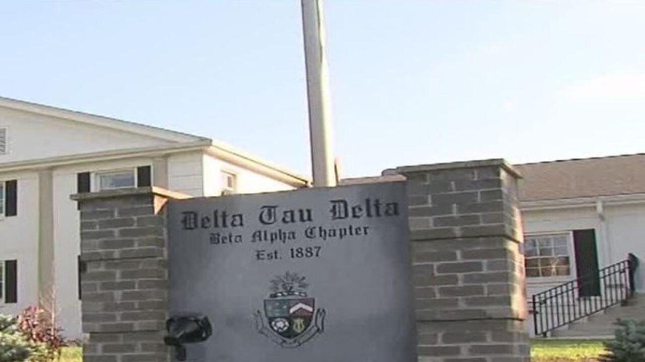 Delta Tau Delta Fraternity shuts down IU chapter