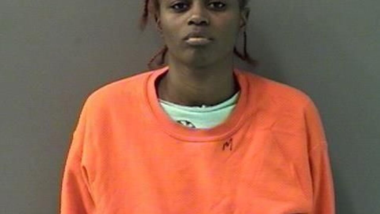 52aecef5974a9 Woman arrested after police say she hit 12-year-old multiple times ...