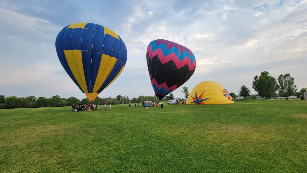 Big sky international balloon rendezvous