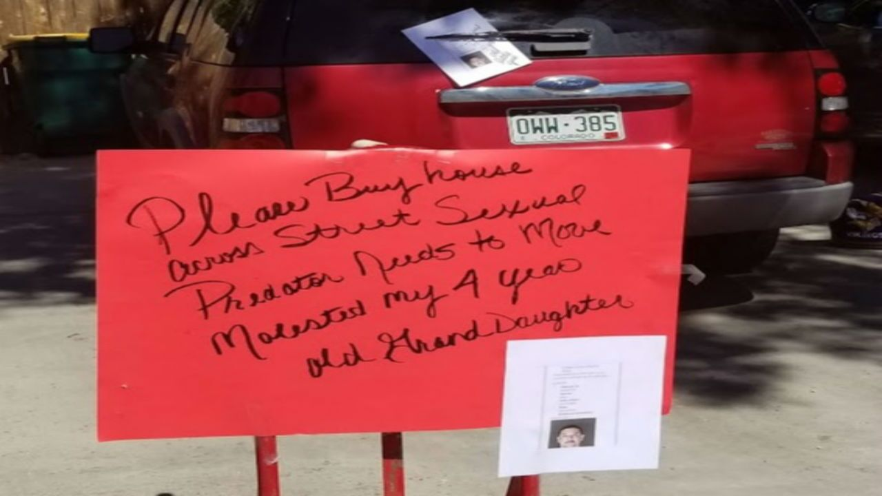 Sign posted by Valerie Montoya