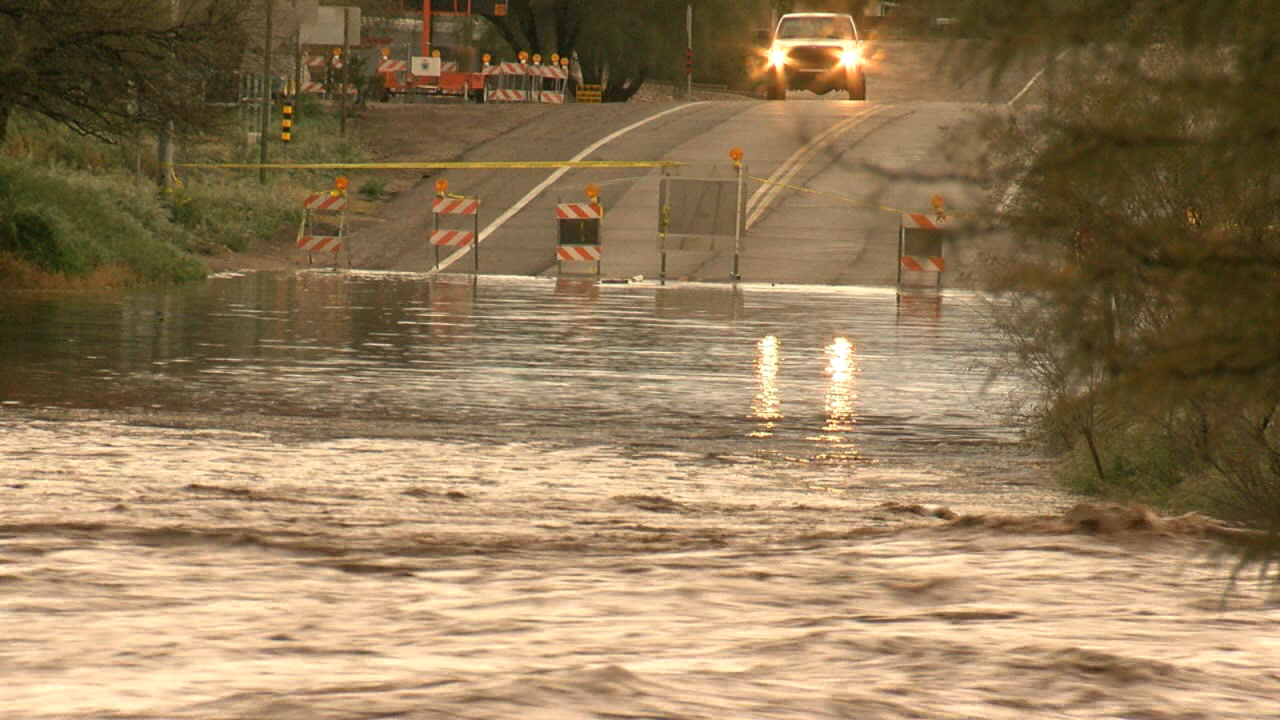 Cochise County approves grant to solve flooding problems