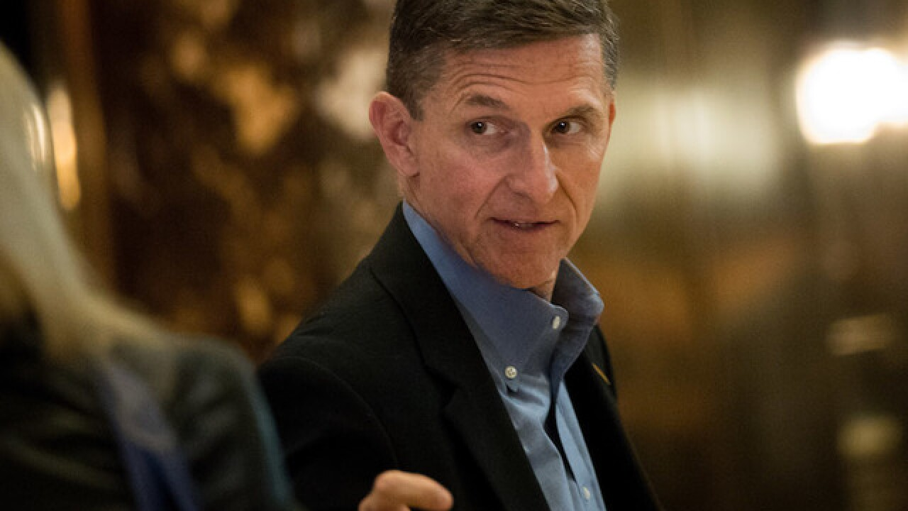 Michael Flynn to provide documents to Senate intel committee under subpoena