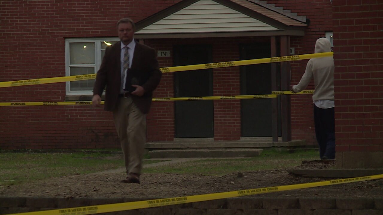'We are devastated,' RRHA CEO says after toddler killed at HillsideCourt
