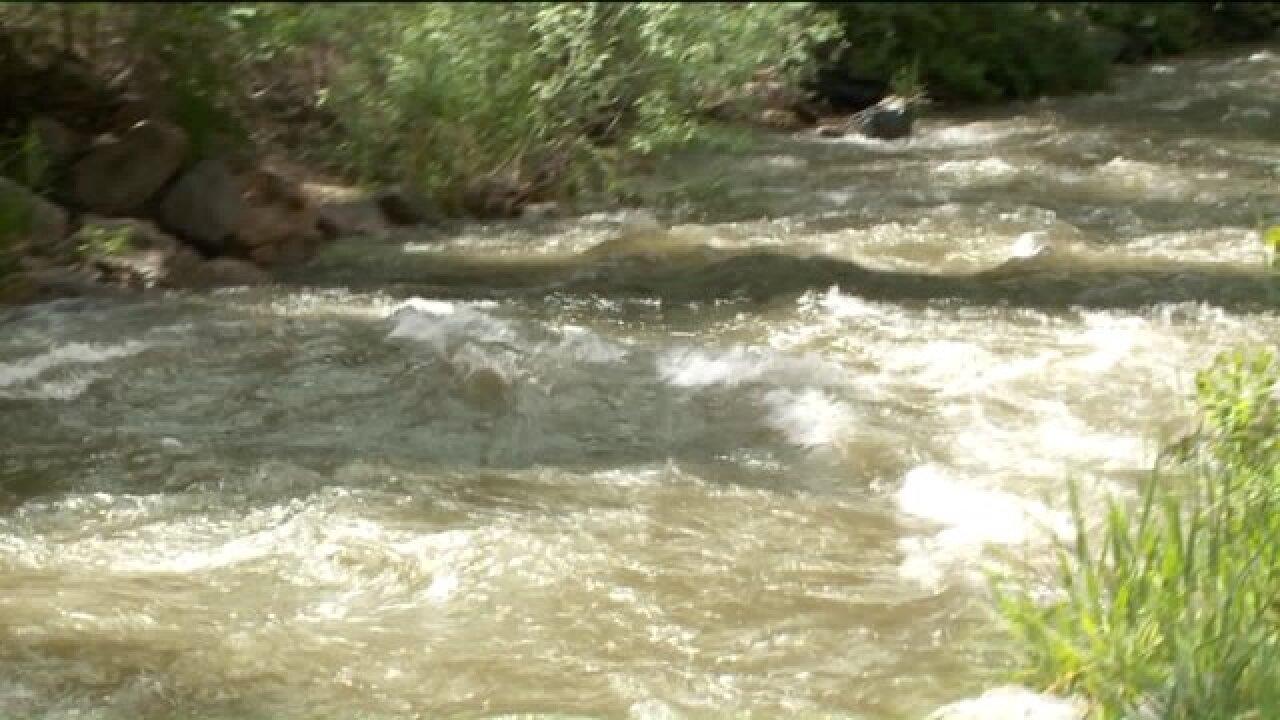 NWS, fire officials warn of dangerous of springrunoff