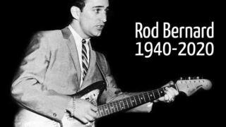Rod Bernard, 1940-2020
