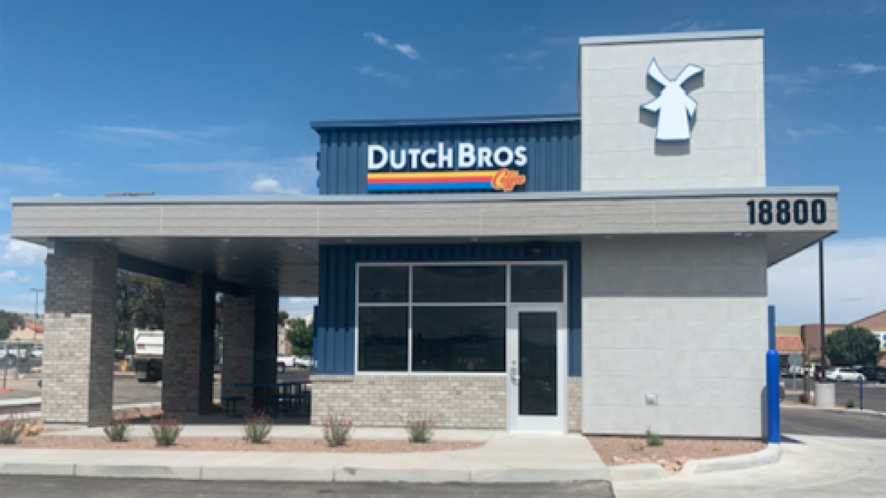Dutch Bros Green Valley
