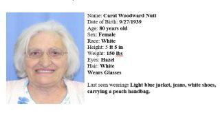 Carol Woodward Nutt
