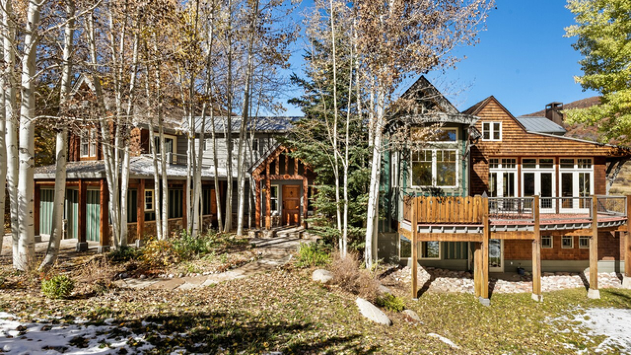 Colorado Dream Homes: Rustic Snowmass Village cabin listed for $3.1M