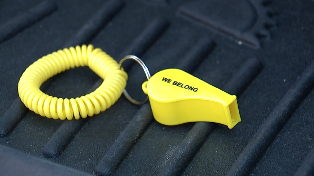 Yellow Whistle Campaign