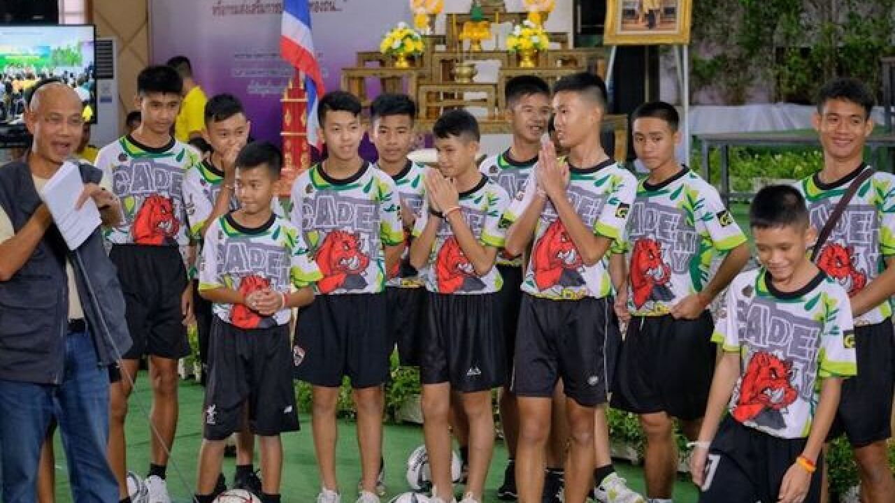 Thailand cave rescue: Boys recount moment they realized they were trapped