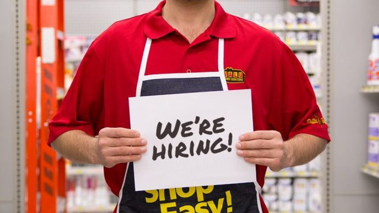 Need a part-time job? Valu is holding a large hiring event