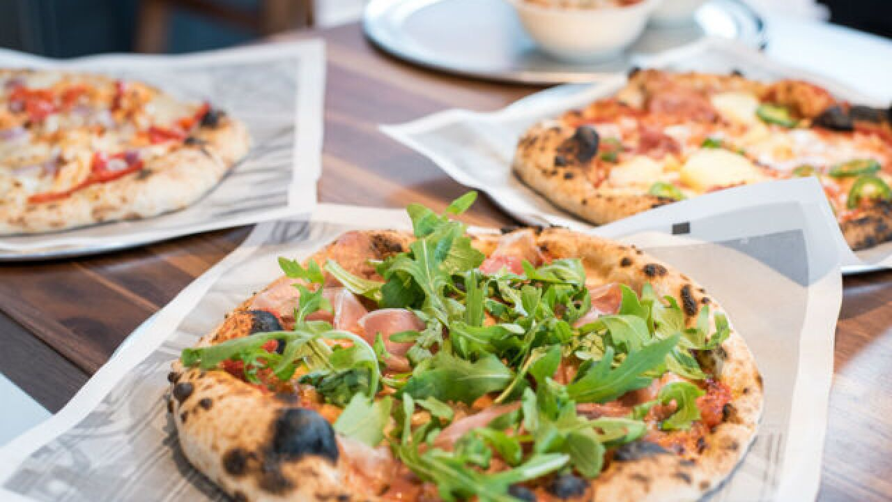 Pizzeria Locale: 'It's not just fast food'