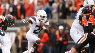 Wildcats RB Taylor named Pac-12 Offensive Player of the Week