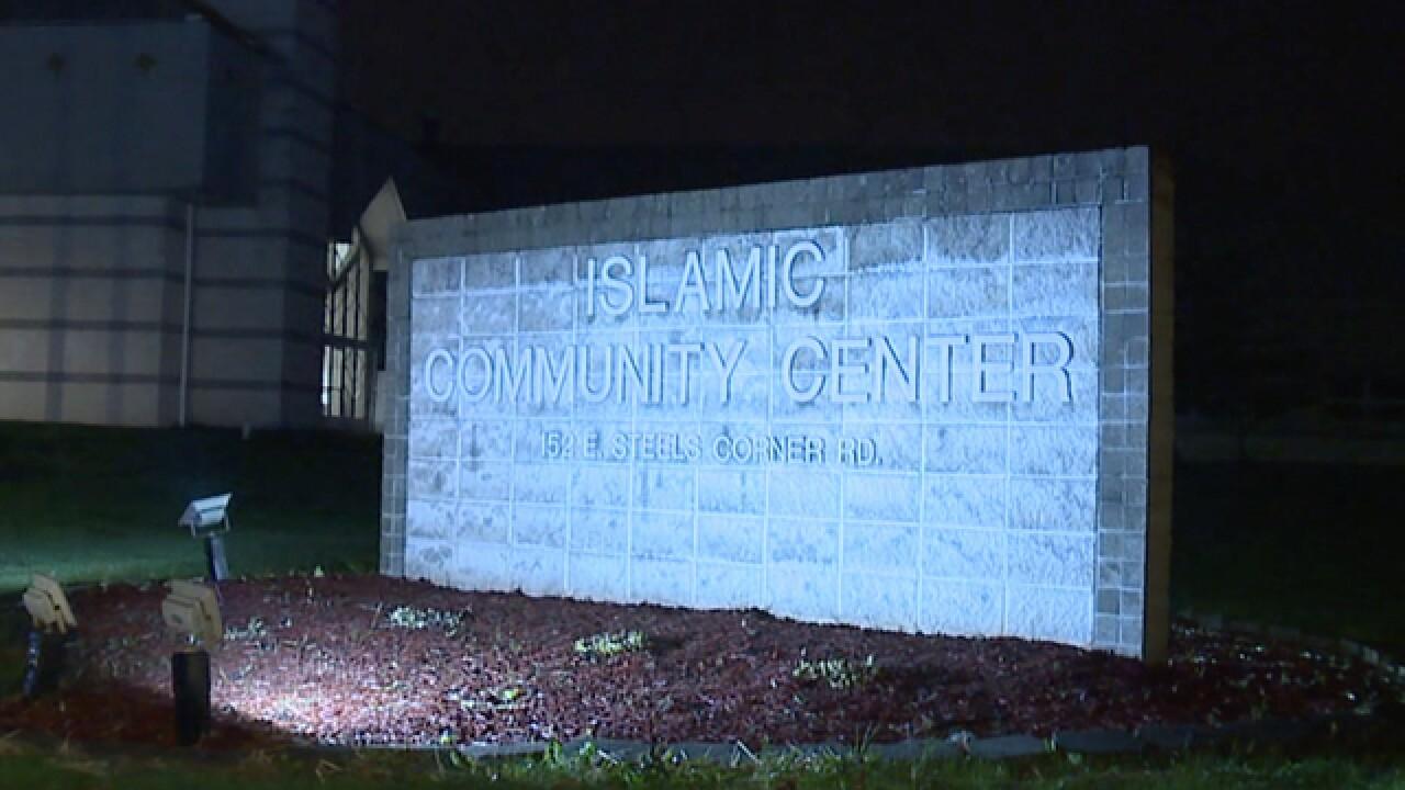 Local mosque condemns NYC attack suspet